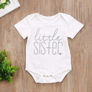 Big Brother & Little Sister Outfits - lil giggles baby supply