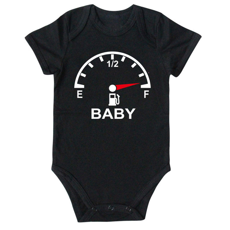Fuel Meter or Battery Charge Matching Family T-Shirts - lil giggles baby supply