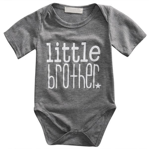 Big Sister & Little Brother Matching Outfits - lil giggles baby supply
