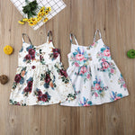 Floral Spring Dress for 9M - 3T - lil giggles baby supply