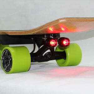 Electric Skateboard - 28 Inch Harvoo Hub Motor Board-Two Motors
