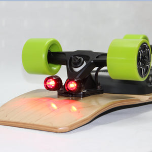 Electric Skateboard - 28 Inch Harvoo Remote Skateboard-one Motor