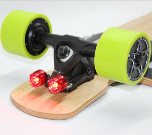 Electric Skateboard - 39 Inch Harvoo Hub Motor Board-one Motor