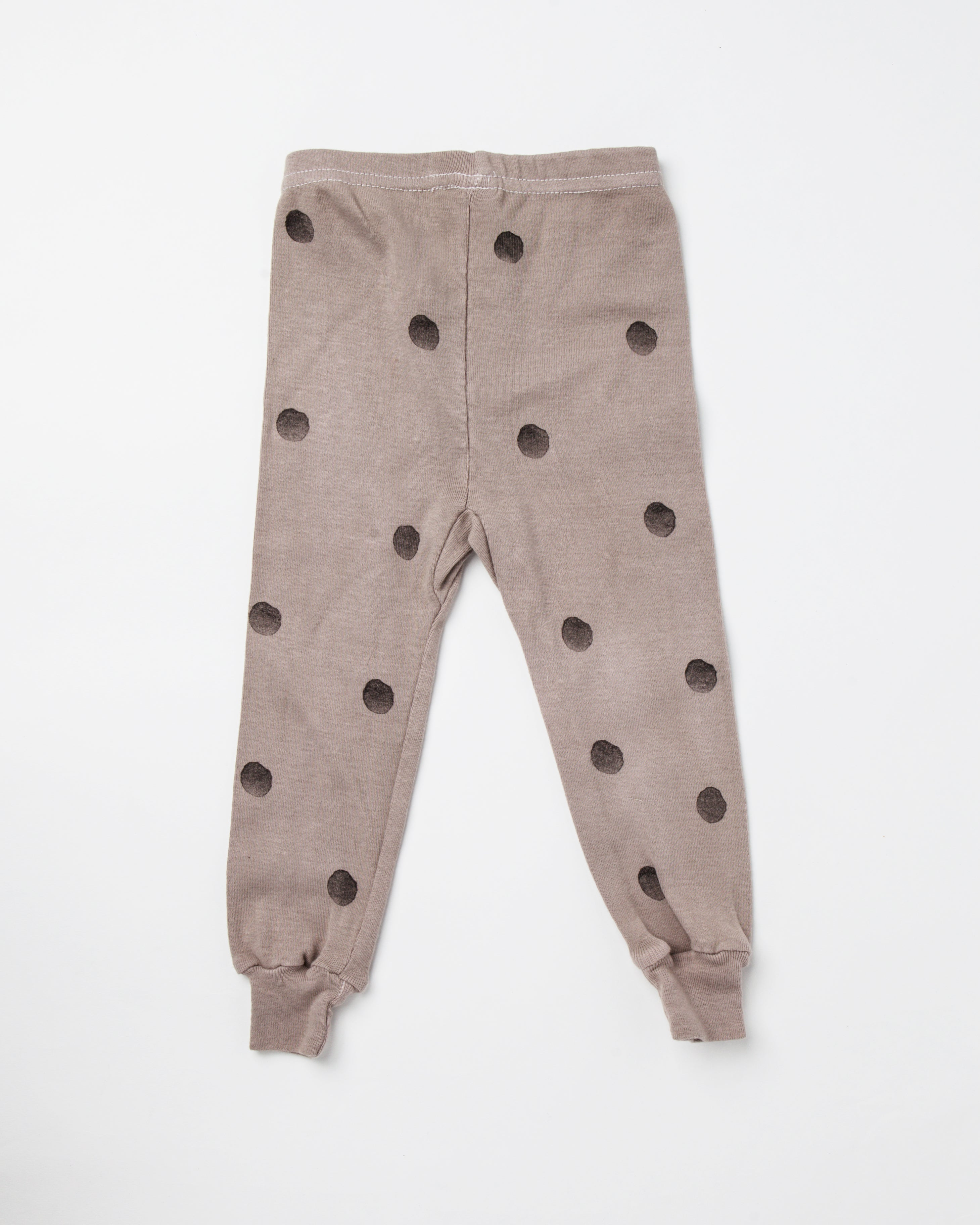 Little Oso Baby Jogger - Dot Clay