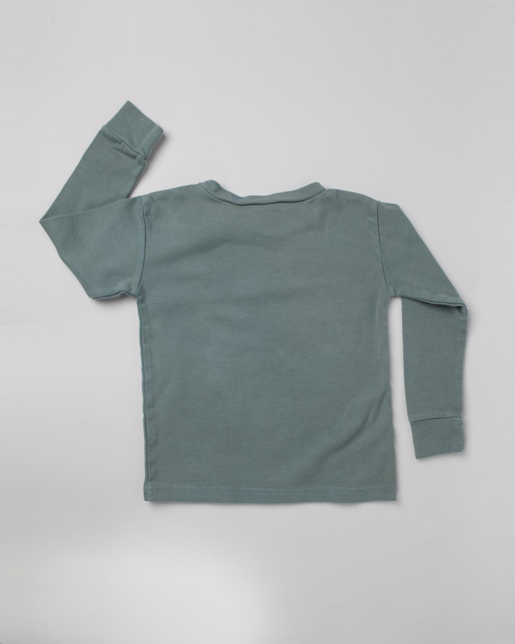 Oso Toddler Long Sleeve - Sage