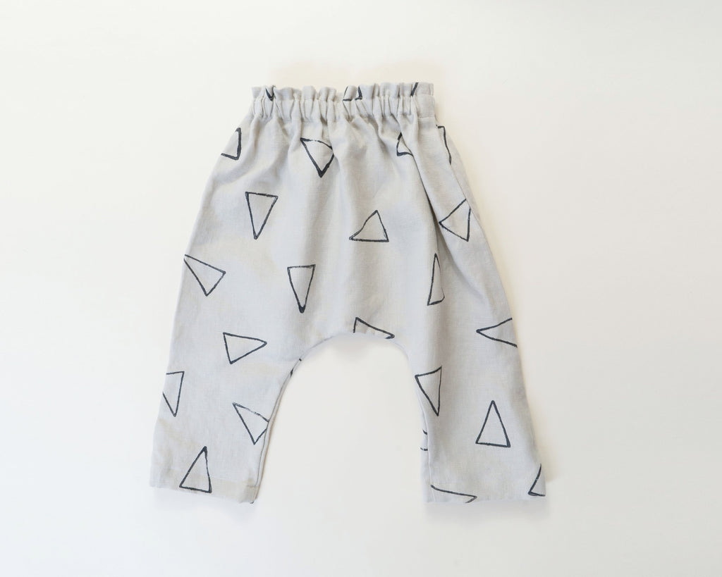 Linen Trouser - Tooth
