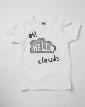 Oh Hello Toddler Tee