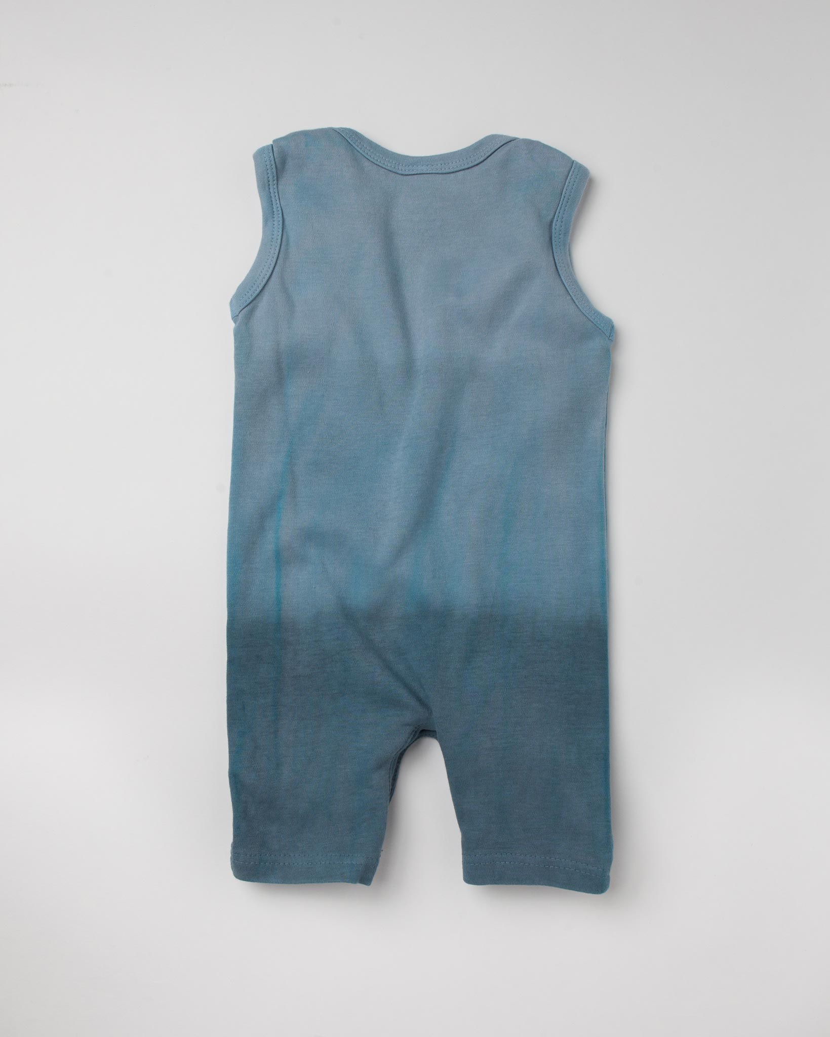 Playa Romper - Blue Ombre