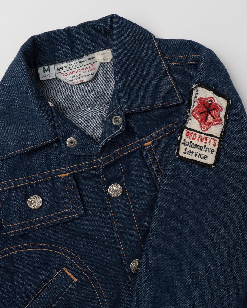 "Vintage ""Pecos"" Denim Jacket"
