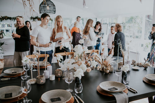 Byron Bay Wedding Fair: Pastoral Romance at Fig Tree Restaurant