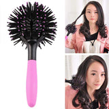 3D Salon Round Hair Brushes 360 degree-SunrizaCo