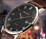 7mm Super Slim Luxury Watch Men-SunrizaCo