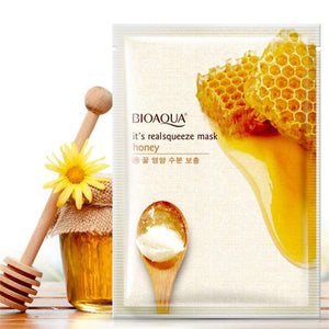 Honey Facial Mask Moisturizing Face Mask-SunrizaCo