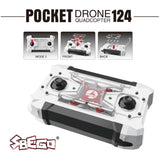 Mini Drone Micro Pocket Gyro Switchable Controller