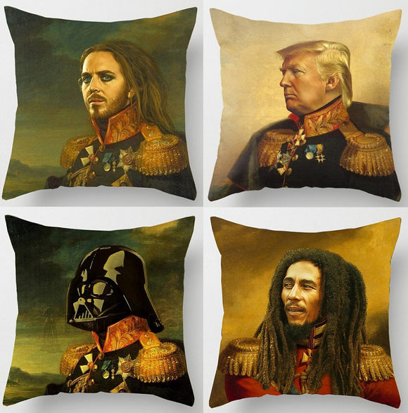 Cushion Covers European Vintage Style Paintings
