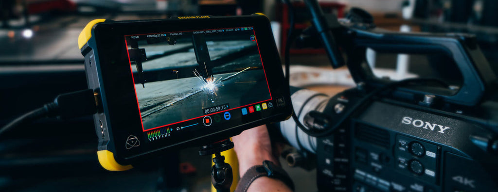 Atomos Flame Monitors - Latest Release from Atomos