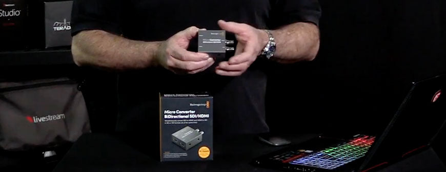 Blackmagic Micro Converter BiDirectional