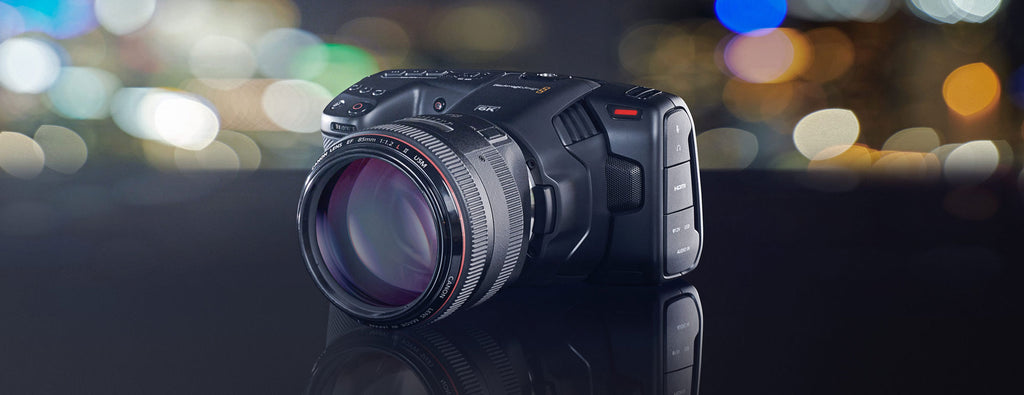 BM Pocket Cinema Camera 6K Is Here!