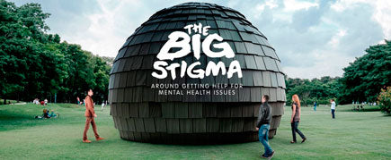 The big stigma promotional banner