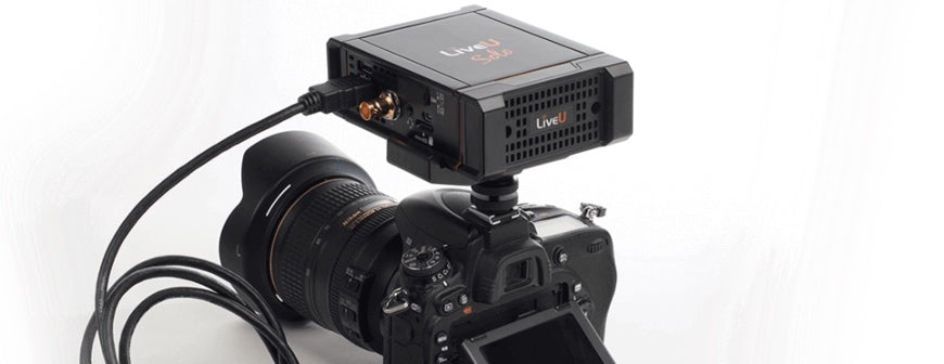LiveU Solo Now Available