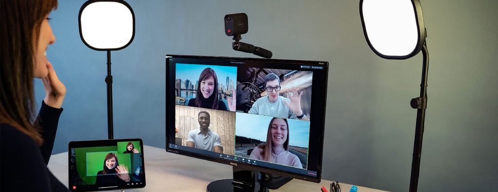 Mevo Start is Now a Webcam