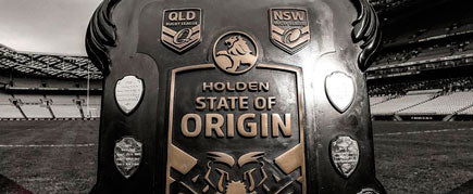 NRL State of Origin trophy