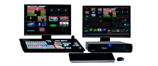 Live stream production equipment