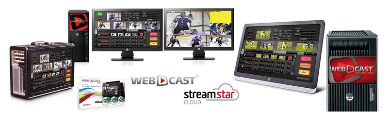several Streamstar products