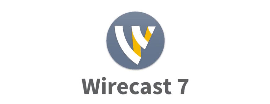 wirecast 7 logo