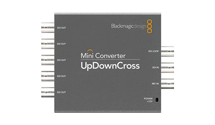 Blackmagic Mini Converter Up Down Cross