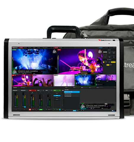 Livestream Studio HD500 with carry bag
