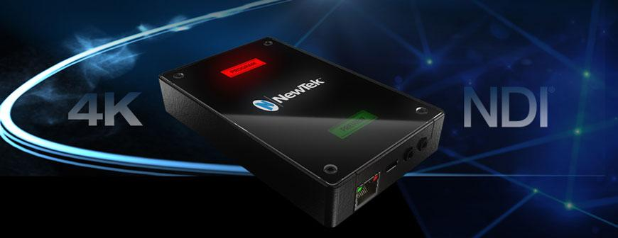 Newtek Connect Spark Pro 4K – The Streaming Guys