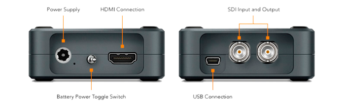 Blackmagic Design Battery Converter HDMI to SDI Image 1