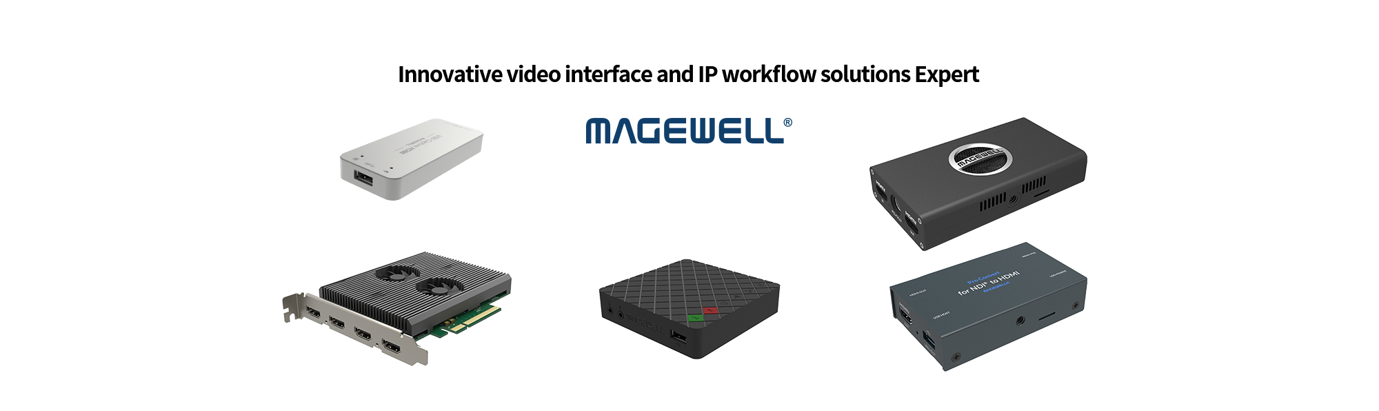 Magewell Products