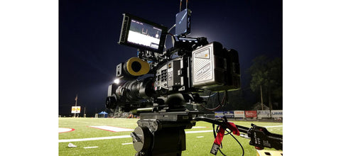 Teradek Serv Pro on set at Last Chance U