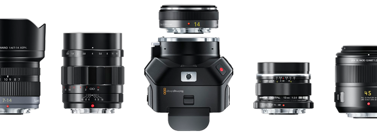 Blackmagic Micro Cinema Camera Image 1