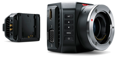 Blackmagic Micro Studio Camera 4K Image 1