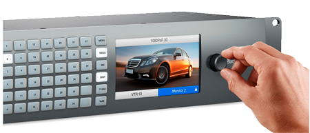 Blackmagic Smart Videohub 20x20 Image 1