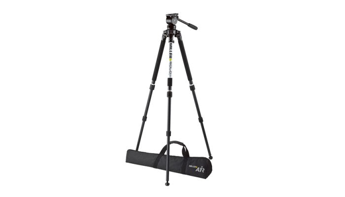 Miller Air Professional Tripod Hero
