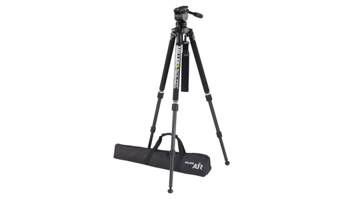 Miller Air Carbon Fibre Tripod 3005