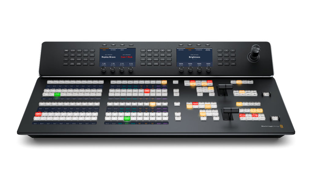 Blackmagic Design ATEM 2 M/E Advanced Panel front