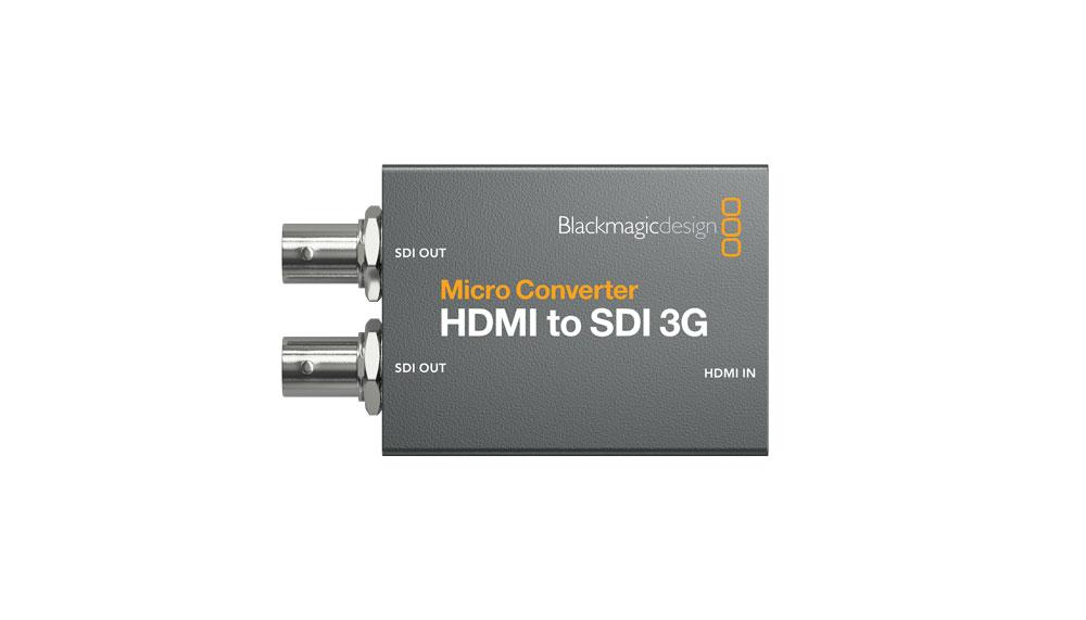 Blackmagic Micro Converter HDMI to SDI 3G - 20 Pack (no PSU)