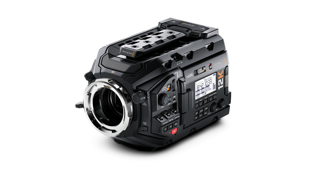 Blackmagic URSA Mini Pro 12K PL