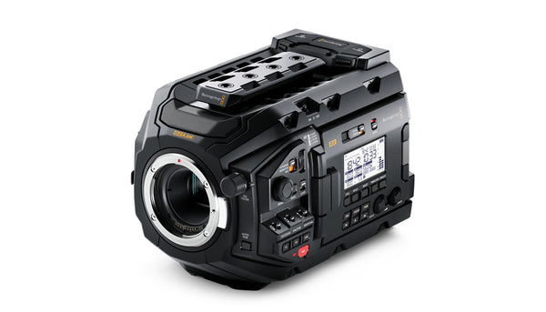 Blackmagic URSA Mini Pro 4.6K G2 with EF Mount
