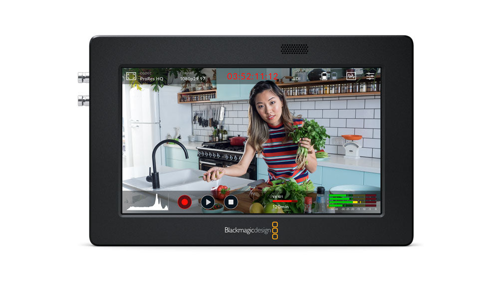 Blackmagic Design Video Assist 3G 5""
