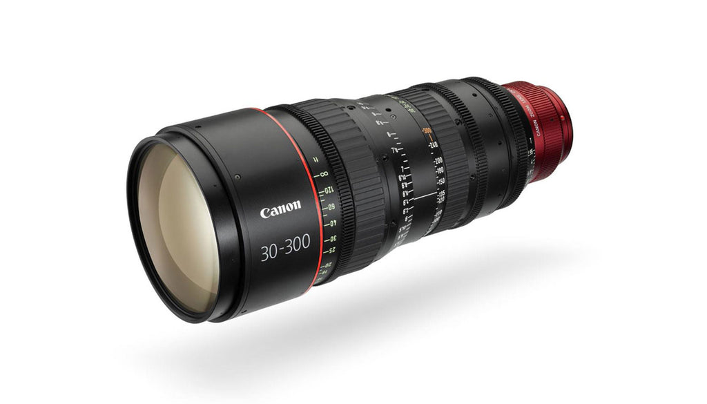 Canon CN-E 30-300mm T2.95-3.7 L S/SP