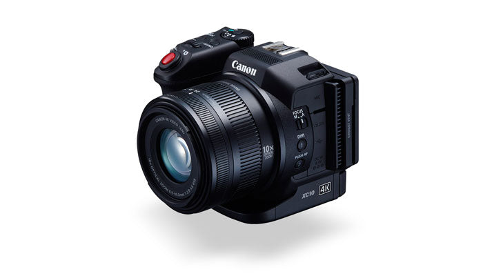Canon XC10 HD Video Camera Hero