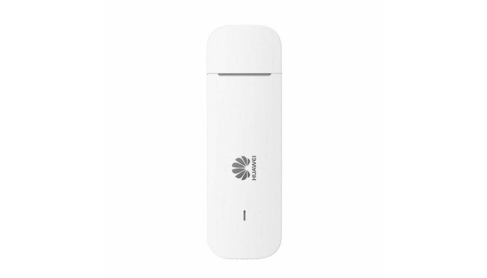 Huawei Unlocked 4G USB Modem (E3372) front view