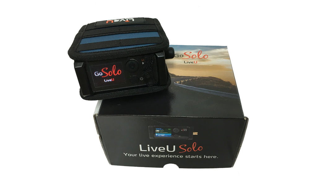 LiveU Reliable Streaming Service