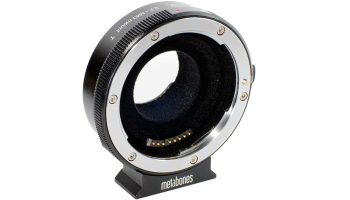 Metabones Canon EF Lens to Micro Four Thirds T Smart Adapter - Hero